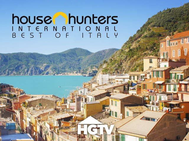An episode in Abruzzo of House Hunters International with Abruzzo Rural Property real estate agency.