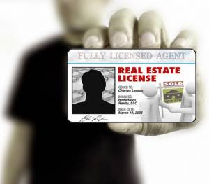 Real estate license italy