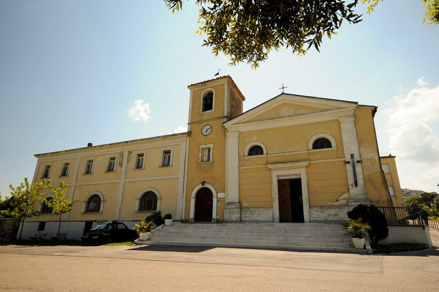 Sanctuary and convent of the Madonna del Carmine, Palmoli