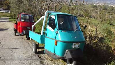 Ape 50, Italy traditional vehicle