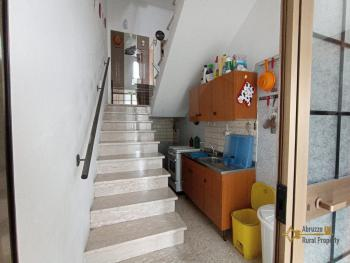 Two bedroom townhouse with cellar, ready to live in, Liscia. Img12