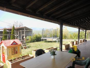 Beautiful villa with one hectare of land and stunning view, Abruzzo. Img7