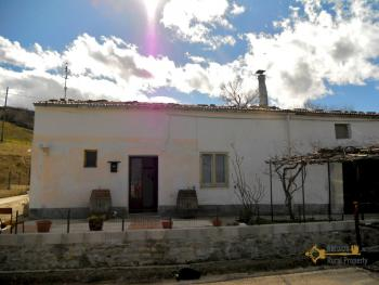 Country house with land for sale, in Roccaspinalveti. Img3