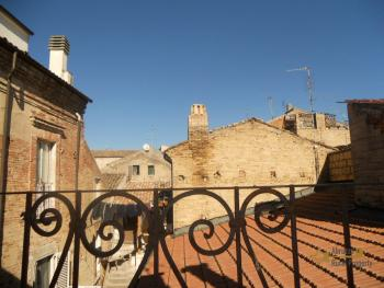 Traditional house in Casalbordino. 7 km from the coast.