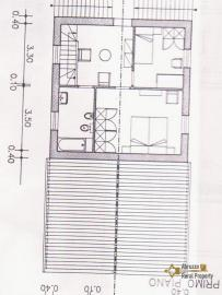 Villa with land to complete, at 15 km from the beach. Img15