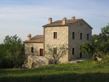 Country Manor in the National Park of Abruzzo.