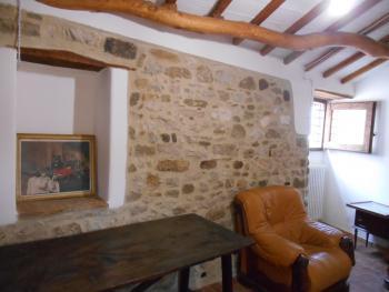 Character Stone House With Garden Roccascalegna Abruzzo