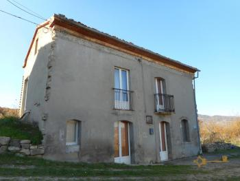 Country house with land and vineyard in Italy, in the town of Roccaspinalveti. Abruzzo . € 29.000 Ref.: RS8817 photo 1
