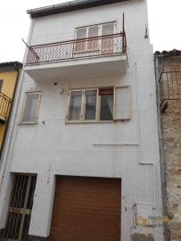 Town house for sale in Molise region. Mafalda. Img1