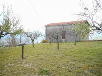 Detached house with garden and olive grove. Abruzzo. Casalanguida. Img1