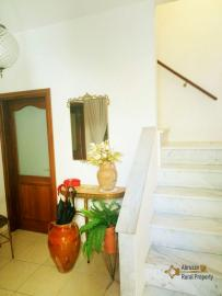 Characteristic town house with terrace. Trivento. Molise. Img11