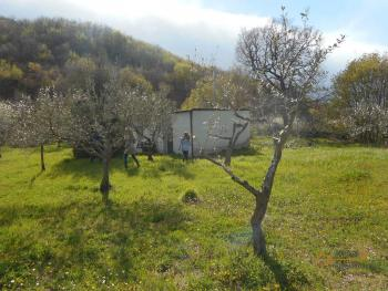 Beautiful villa completely made of stone for sale. Molise. Img15