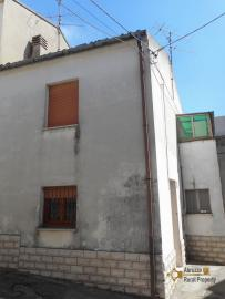 Small habitable town house for sale in Mafalda, Molise. Img12