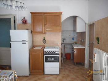 Small habitable town house for sale in Mafalda, Molise. Img6