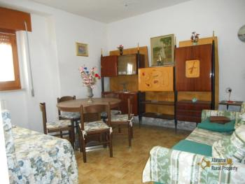 Small habitable town house for sale in Mafalda, Molise. Img4