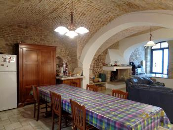 Character house for sale in the historical center of Vasto. Img12