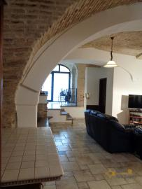 Character house for sale in the historical center of Vasto. Img21