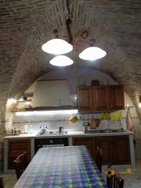 Character house for sale in the historical center of Vasto. Img10