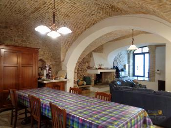 Character house for sale in the historical center of Vasto. Img14