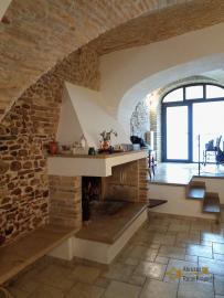 Character house for sale in the historical center of Vasto. Img20