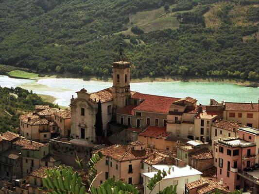 Historic Palace in Abruzzo - Colledimezzo