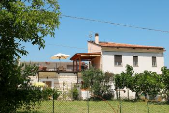 Large villa for sale situated in the Majella National Park.